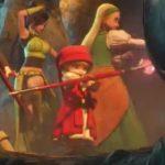 赤ずきんの女の子の武器が判明、職業は魔法使いで確定か