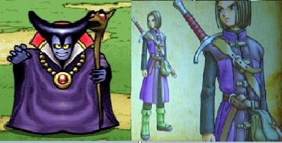 ドラクエ11の主人公はドラクエ1の竜王?