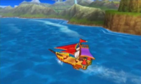 ドラクエ11の船